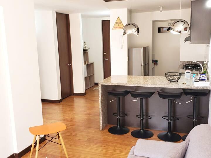 Nuevo Apartamento en el Norte de Bogotá :)