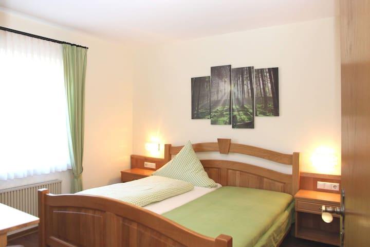 Pension Möser, (Lennestadt), Einzelzimmer Typ B mit WC und Dusche