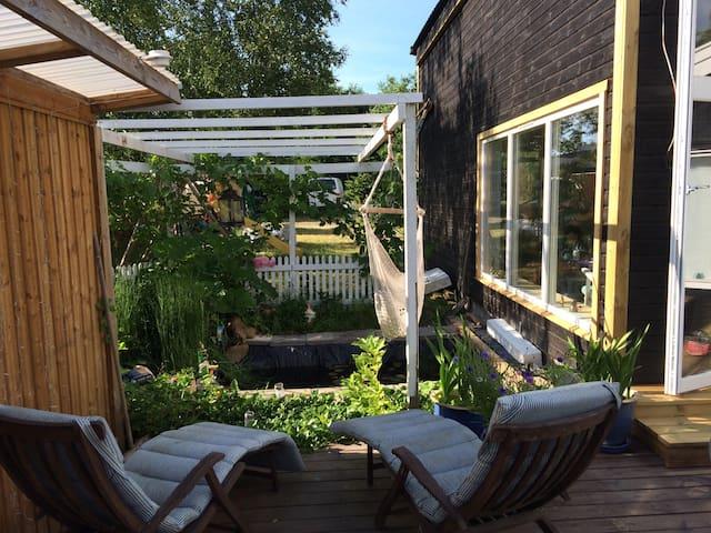 Lovely summerhouse - Grevinge - Casa na árvore