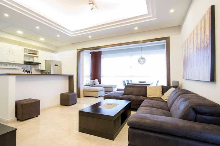 Amazing , Modern Flat in the heart of Mar Mikhael