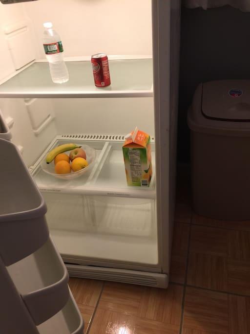 Super cold refrigerator
