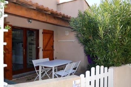 Pavillon 45 m2, 2 ch, terrasse - Narbonne - Vila
