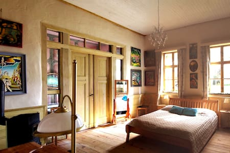 Garten Cottage Mirabelle im zauberhaften Havelland