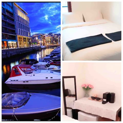 WOW: BEST LOCATION OSLO CITY CENTER PRIVATE ROOM!