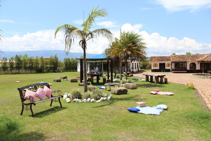 Villa de Leyva - Habitación doble & Desayuno