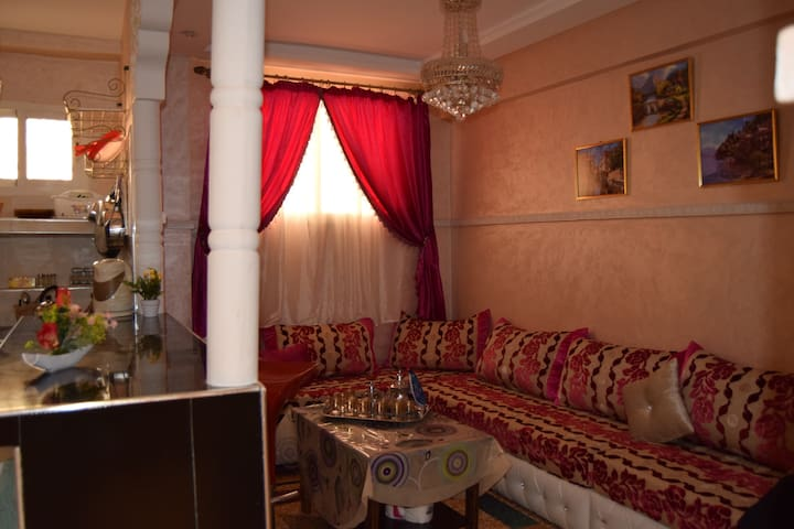 Beau appartement centre d'Agadir