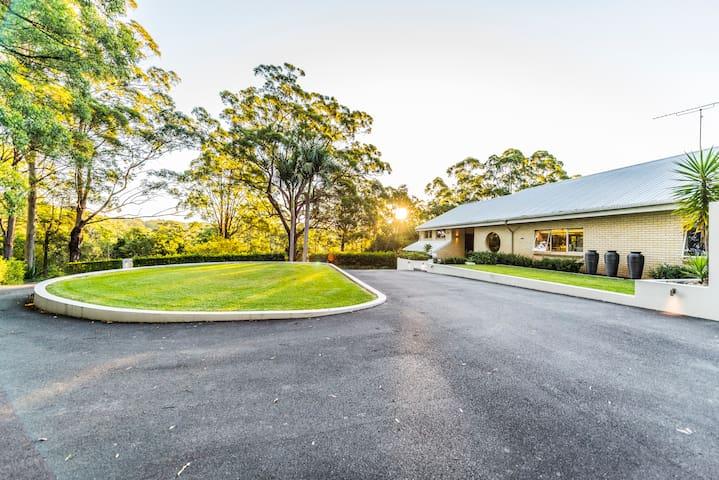 Fern Ridge Private Retreat