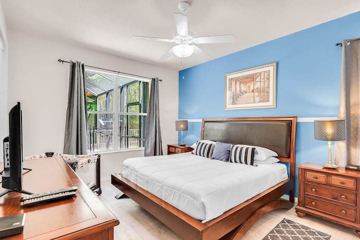 Blue room - suite master