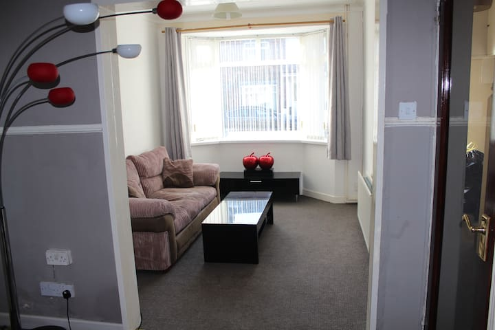 Cosy home in the centre of Carrickfergus