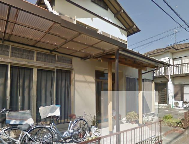 ザ普通の暮らし 一戸建て - Fujieda - Casa