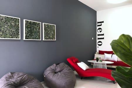Cozy Design by Seremban Homestay