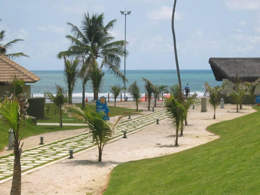 Acesso à Praia/Beach Access