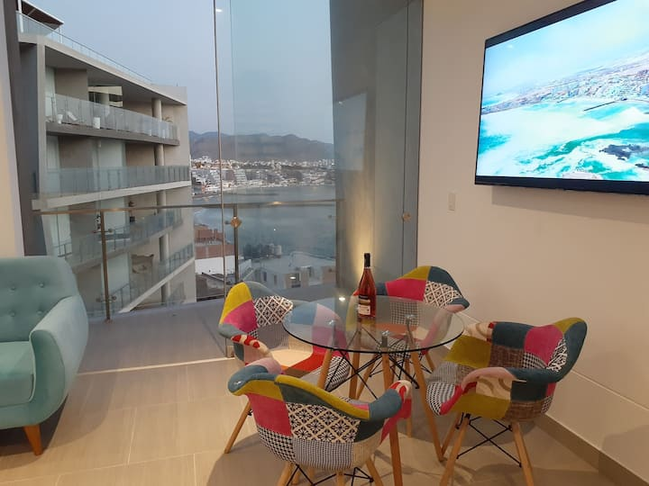 San Bartolo Beach Apartment