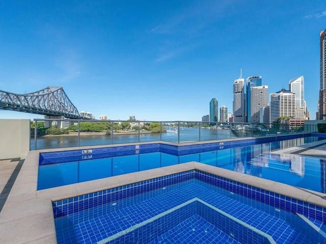 [River Vibes] BEST VIEWS IN THE CBD - Brisbane City - Apartment