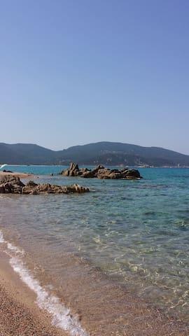 Studio calme 5 mins des plages