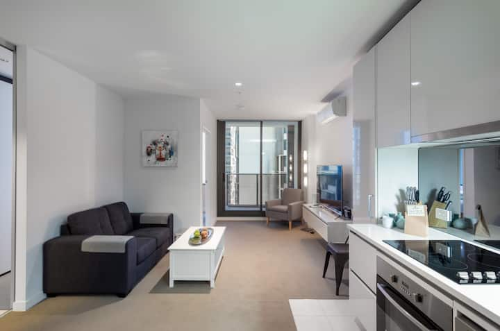 Central Laneway Culture 1 Bed Apt Wifi, Gym, Pool