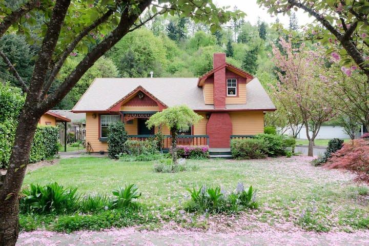 Farmhouse nr. PowellButte Nature Pk - Portland - Huis