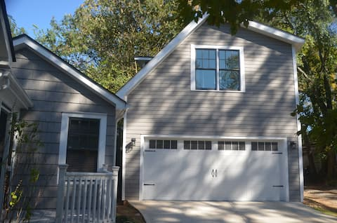 New Construction Inman Park Carriage House