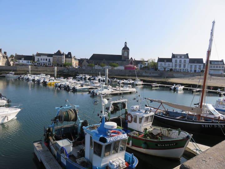 Maisonnette Piriac-sur-mer Centre/Port/Plages