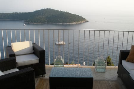 2 bedroom apartment with beautiful view - Dubrovnik