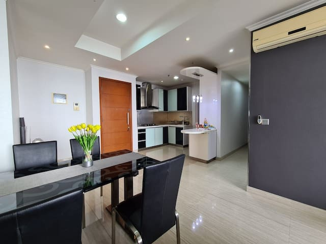 Ancol Mansion - 2BR Apartment