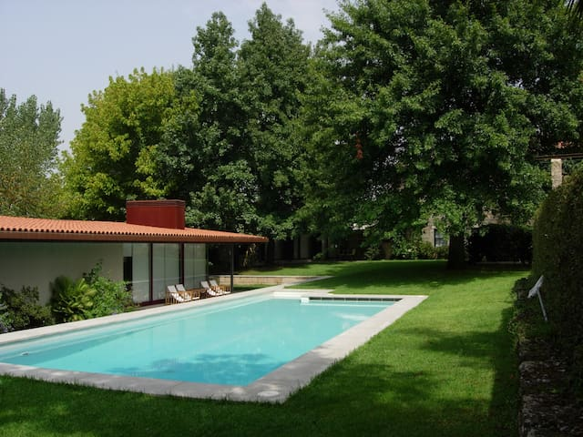 Farmhouse with private pool - Louro - Willa