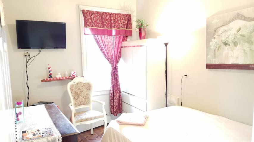 (Red) Cozy room in beautiful home - Bronx - Casa