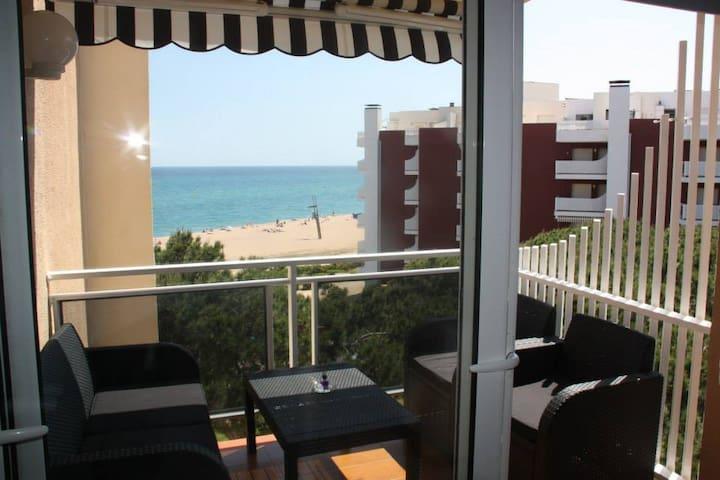 Piękny apartament przy plaży!!! - Malgrat de Mar - Appartement
