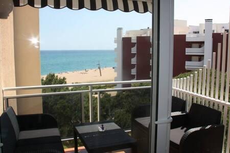 Piękny apartament przy plaży!!! - Malgrat de Mar - Wohnung