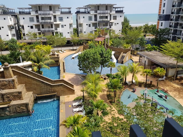 SWISS RESIDENCE KUANTAN UMI'S BEACH ESCAPE PLACE