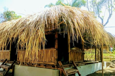 Bamboo Hut Room A