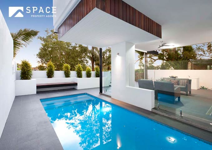 Modern contemporary in Paddington - Bardon - Ev
