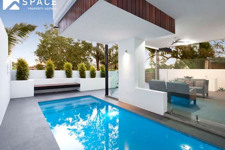 Modern contemporary in Paddington - Bardon - Hus