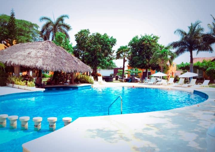 casa de vacaciones brisa sol