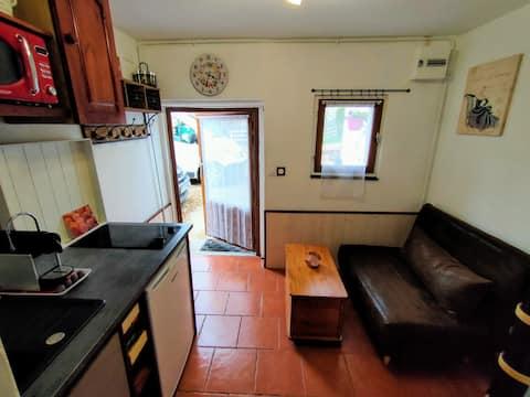 Chez Aurélia : Maisonnette en duplex