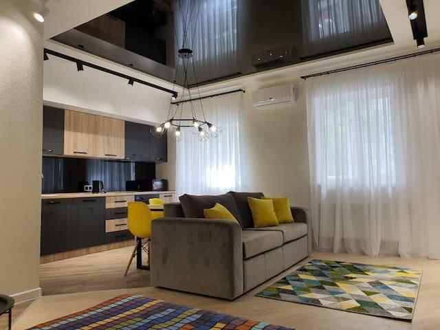 New Lux apartment 2020