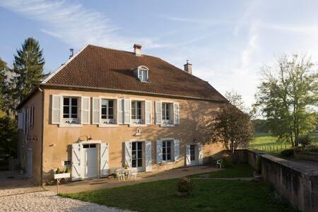 Passe-Heures /chambre Marie à Cenans, Hte Saône - Cenans