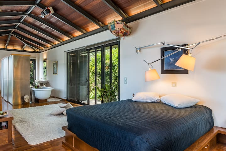 Artistic Private Pool Villa with gorgeous Gardens