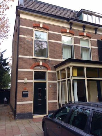Ruim herenhuis voor max 8 pers. te huur in Baarn - Baarn - Haus