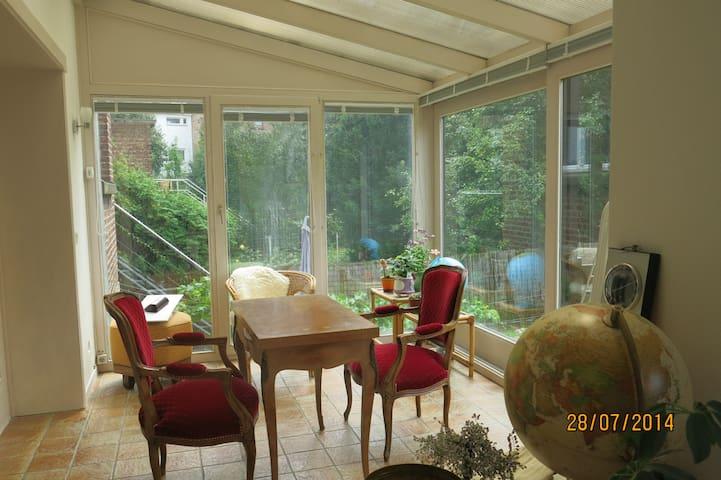 Appart privé au Sart Tilman - Liège - Apartment