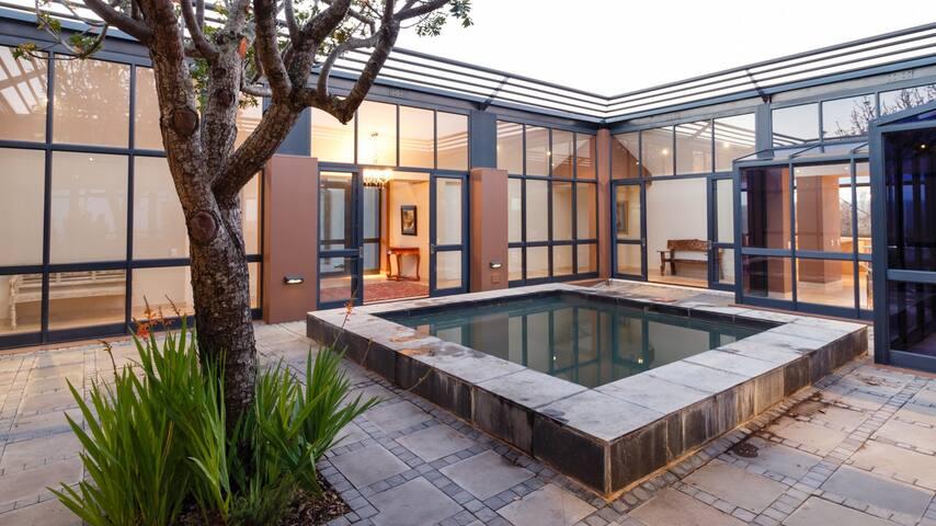 Luxury in Pezula Private Estate