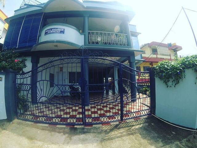Insta Andaman-Couple/Family Friendly Entire Flat#2