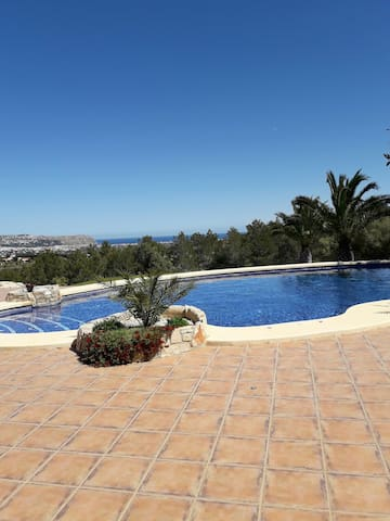 Lovely Self Contained  1 bed Guest House - Jávea - Casa