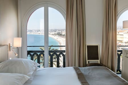 Chambre Tradition vue mer