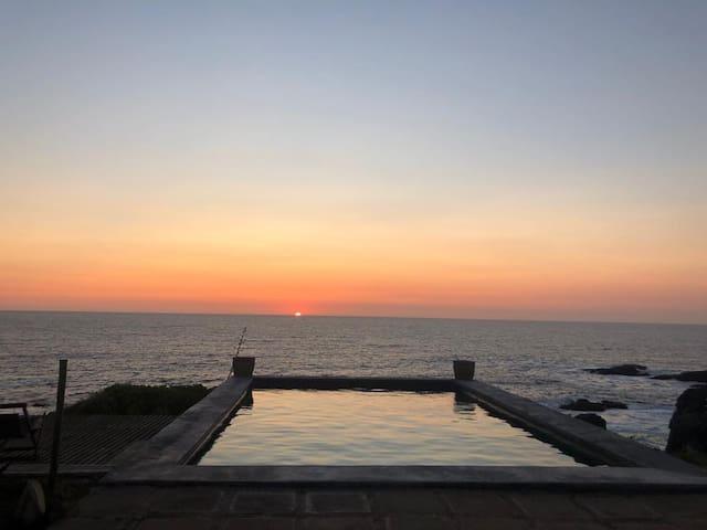 Casa frente al mar Ensenada km 213, Pichidangui