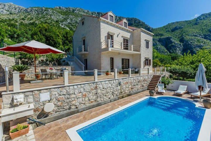 Villa PETRA, Dubrovnik - Dubrovnik - Villa