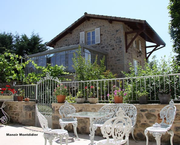 Cottage at Manoir Montdidier