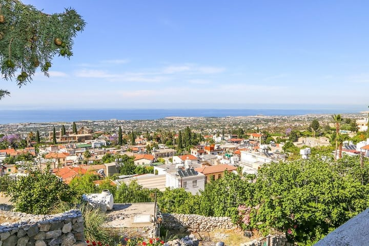 North Cyprus - Villa Bellapais View
