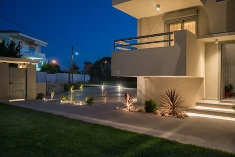 Pefko Beach Suites Lagonisi a2