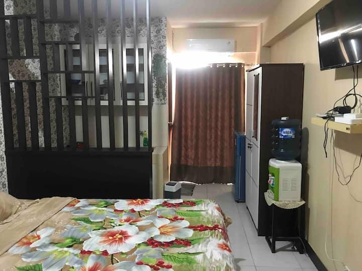 Cinere Resort Apartment, Studio Apartment 8